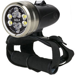Light & Motion SOLA Dive 2500 S/F FC LED Light (Black)