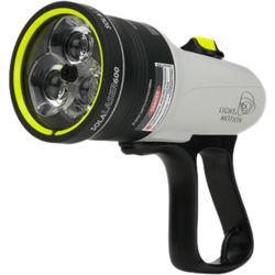 Light & Motion SOLA Dive Laser 600 FC LED Light (White)