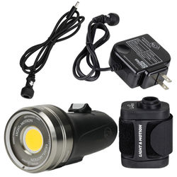 Light & Motion Sola Video 3800 F With Battery Pack Kit