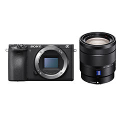Sony Alpha a6500 Mirrorless Digital Camera with 16-70mm Lens Kit