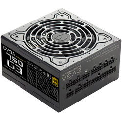 EVGA SuperNOVA 750 G3 750W 80 Plus Gold Modular Power Supply