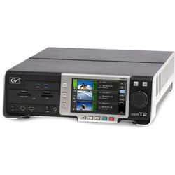 Grass Valley T2 Elite 2 Digital Recorder and Player
