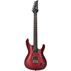 Ibanez S Series S521 Electric Guitar (Blackberry Sunburst)