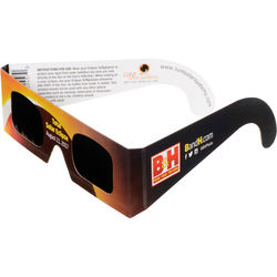Lunt Solar Systems B&H Solar / Solar Eclipse Viewing Glasses (5-Pack)