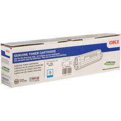 OKI 10K Cyan Toner Cartridge for C831 & MC873 Printers