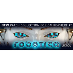 ILIO Robotica - Patch Library For Omnisphere 2 (Download)