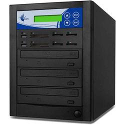 EZ Dupe Media Mirror Plus 2-Copy Multi-Format Duplicator