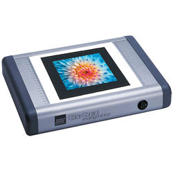 "Just Normlicht 10 x 15"" Smart Light 5000 Transparency Viewer (Silver)"