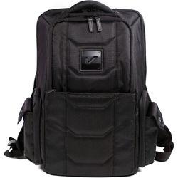 Gruv Gear Club Bag Flight-Smart Tech Backpack (Elite, Stealth Black)