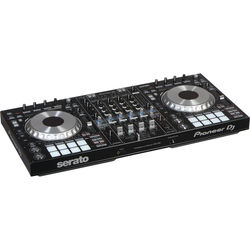 Pioneer DJ DDJ-SZ2 - Flagship 4-Channel Controller for Serato DJ