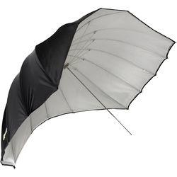 "Angler ParaSail Parabolic Umbrella (White with Removable Black/Silver, 88"")"