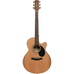 JASMINE S-34C Grand Orchestra Acoustic Guitar (Natural)
