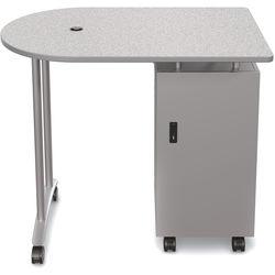 Balt Mobile Teacher Workstation (Gray Nebula)