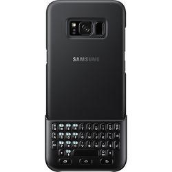 Samsung Galaxy S8+ Keyboard Cover Case (Black)