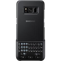 Samsung Galaxy S8 Keyboard Cover Case (Black)