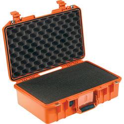 Pelican 1485Air Compact Hand-Carry Case (Orange, Pick-N-Pluck Foam)