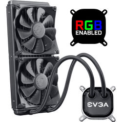 EVGA CLC 280 Closed Loop Liquid CPU Cooler
