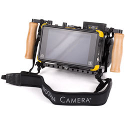Wooden Camera Director's Monitor Cage v2