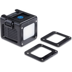 Lume Cube Light-House Aluminum Housing for Lume Cube with 3 Magnetic Diffusion Filters