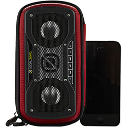 GOAL ZERO Rock Out 2 Portable Rechargeable Speaker (Red)