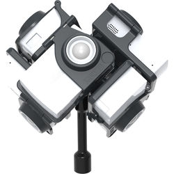 360RIZE YI Pro6 Plug-n-Play Rig for YI/YI 4K/YI 4K+ Action Cameras