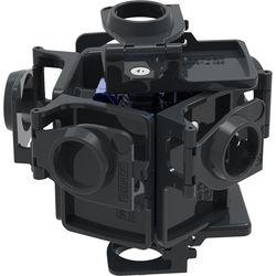 360RIZE YI Pro7 360 Plug-N-Play Rig for YI/YI 4K/YI 4K+ Action Cameras