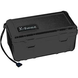 S3 Cases 2500 Series X-Treme Dry Box (Empty, Black)