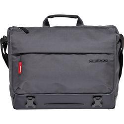 Manfrotto Manhattan Speedy-10 Camera Messenger Bag (Gray)