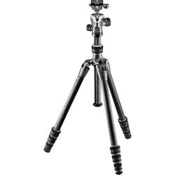 Gitzo GT0545T Series 0 Traveler Carbon Fiber Tripod with Center Ball Head