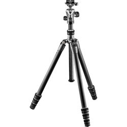 Gitzo GT1545T Series 1 Traveler Carbon Fiber Tripod with Center Ball Head