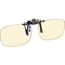 HornetTek HT-GL-B201-Y Clip-On Blue-Light Blocking Glasses