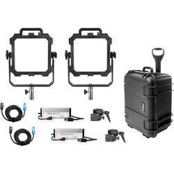 Fiilex Matrix LED 2-Light Travel Kit
