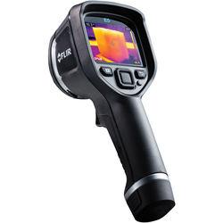 FLIR E5 120x90 Thermal Imaging Inspection Camera (9 Hz, Wi-Fi, Matte Black)