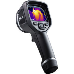 FLIR E8 320 x 240 Thermal Imaging Inspection Camera (9 Hz, Wi-Fi, Matte Black)
