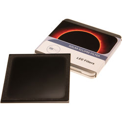 LEE Filters 150 x 150mm SW150 Solar Stopper Neutral Density 6.0 Filter (20 Stop)