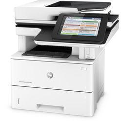 HP LaserJet Enterprise Flow M527z All-in-One Monochrome Laser Printer