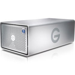 G-Technology G-RAID 20TB 2-Bay Thunderbolt 3 RAID Array (2 x 10TB)
