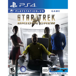 Ubisoft Star Trek: Bridge Crew VR (PS4)