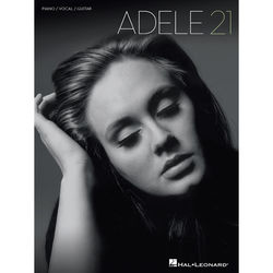 Hal Leonard Songbook: Adele 21 - Piano/Vocal/Guitar Arrangements (Paperback)