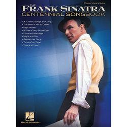 Hal Leonard Songbook: The Frank Sinatra Centennial Songbook - Piano/Vocal/Guitar Arrangements (Paperback)