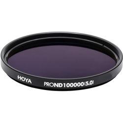 Hoya 58mm ProND-100000 Neutral Density 5.0 Solar Filter (16.6 Stops)