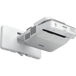 Epson PowerLite 675W 3200-Lumen WXGA Ultra-Short Throw 3LCD Projector