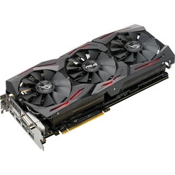ASUS Republic of Gamers Strix GeForce GTX 1080 TI OC Edition Graphics Card