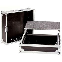 "DeeJay LED 10 RU 19"" DJ Mixer Case with Laptop Shelf"