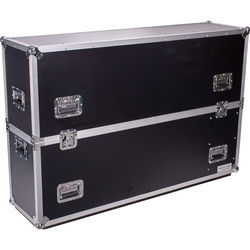 "DeeJay LED Road Case for 50"" LED TV"