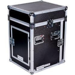 DeeJay LED 10RU Slant Mixer Rack / 10RU Vertical Rack System