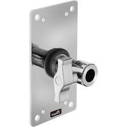 "Impact Wall Plate with 5/8"" Locking Receiver"