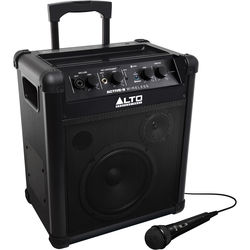 Alto ACTIVE-8 WIRELESS Portable Rechargeable Bluetooth System