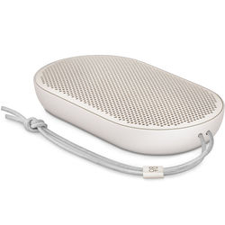 B&O PLAY by Bang & Olufsen Beoplay P2 Bluetooth Speaker (Sand Stone)