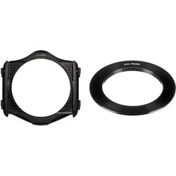 Cokin Cokin P Series Filter Holder and 62mm P Series Filter Holder Adapter Ring Kit